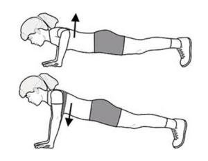 esercizio-pettorali