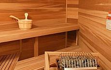 anteprima sauna