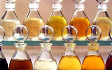 anteprima Gli olii essenziali in cosmesi