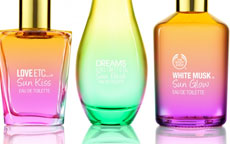 anteprima Summer Fragrances by The Body Shop