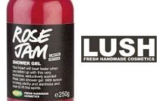 anteprima Lush lancia Rose Jam