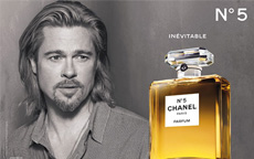 anteprima Chanel n Brad Pitt
