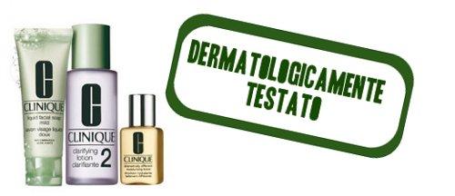 dermatologicamente testato significato