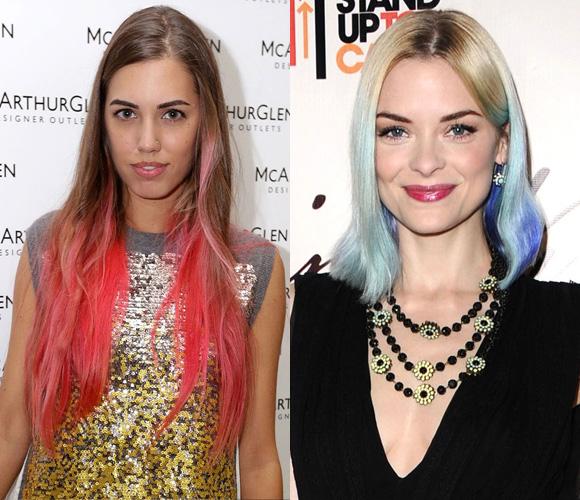 Tendenze capelli 2013: Ombrè Hair Colorati