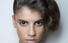 New York Fashion Week: hairstyle p/e 2014