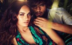 Megan Fox volto Avon Instinct anteprima