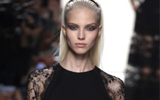 Paris Fashion Week: hairstyle P/E 2014