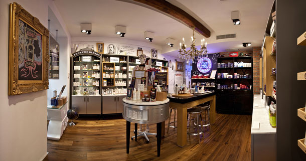 kiehl-s-BOUTIQUE-via-frattina-Roma