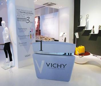 Vichy Beauty Temporary Milano via Cerano