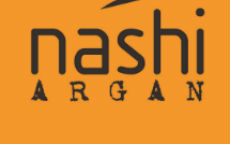 NASHI ARGAN SUN LOGO