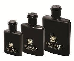 trussardi black extreme