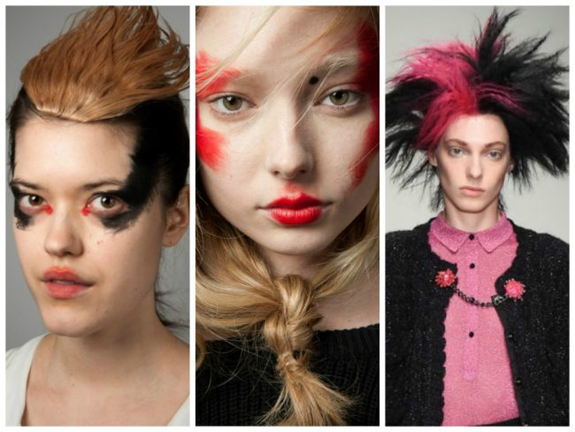 tendenze capelli london fashion week ai 2015 2016