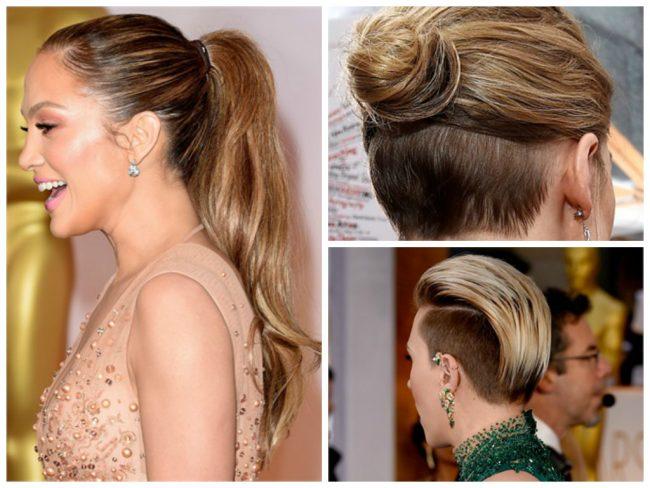 hairstyle oscar 2015