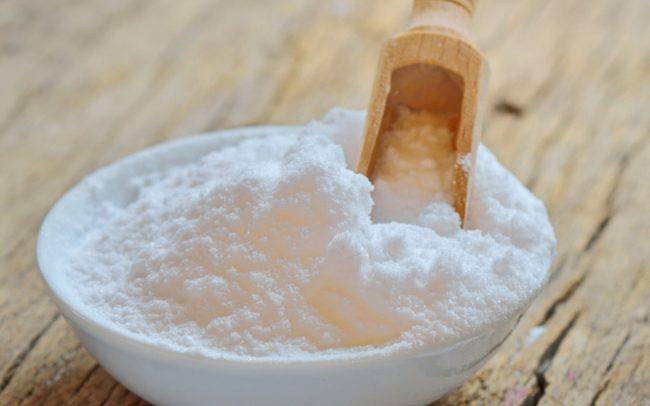 rimedi naturali col bicarbonato