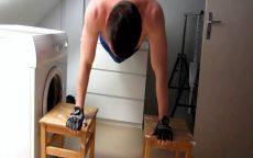 Metodo Lafay ovvero allenarsi senza attrezzi