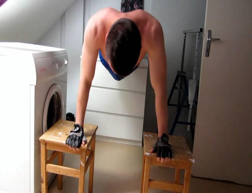 Metodo Lafay, ovvero, allenarsi senza attrezzi!