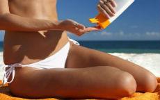 Preparare la pelle al sole