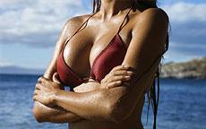 Rassodare il seno, consigli ed esercizi utili