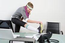 ginnastica da ufficio
