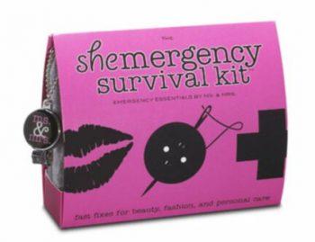 kit emergenza fai da te