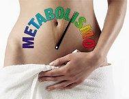 velocizzare il metabolismo