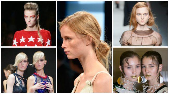 tendenze capelli milano fashion week pe 2016