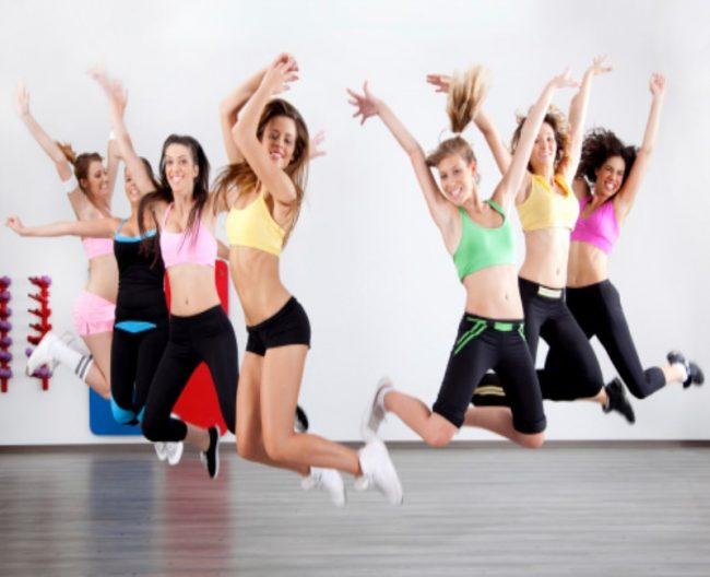 Macumba Fitness un salto in brasile