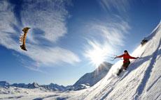 Sport estremi invernali anteprima