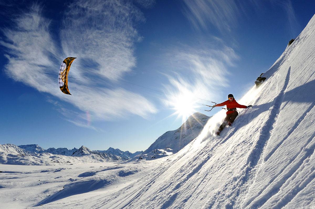 Sport estremi invernali