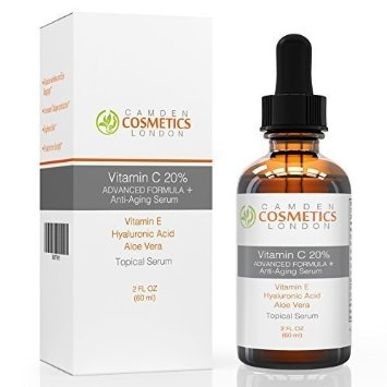 camden london cosmetics vitamin