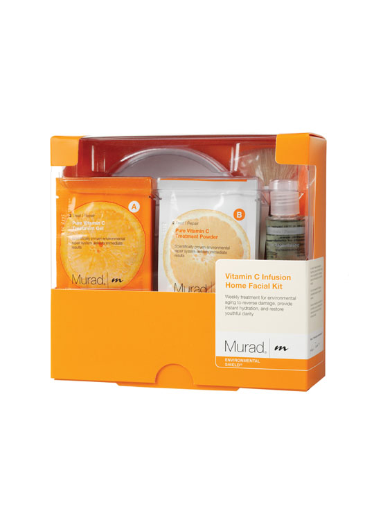 murad vitamin infusion kit home
