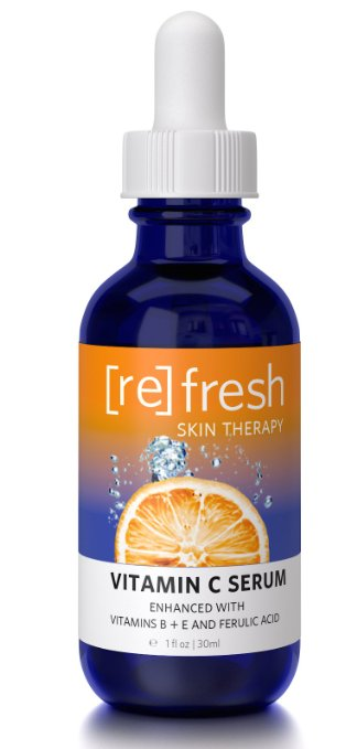 re fresh vitamin c serum