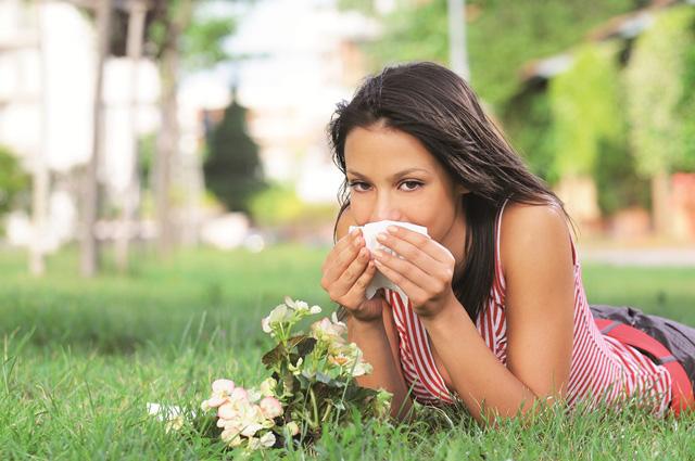 combattere asma e allergia