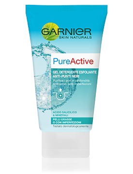 garnier gel esfoliante