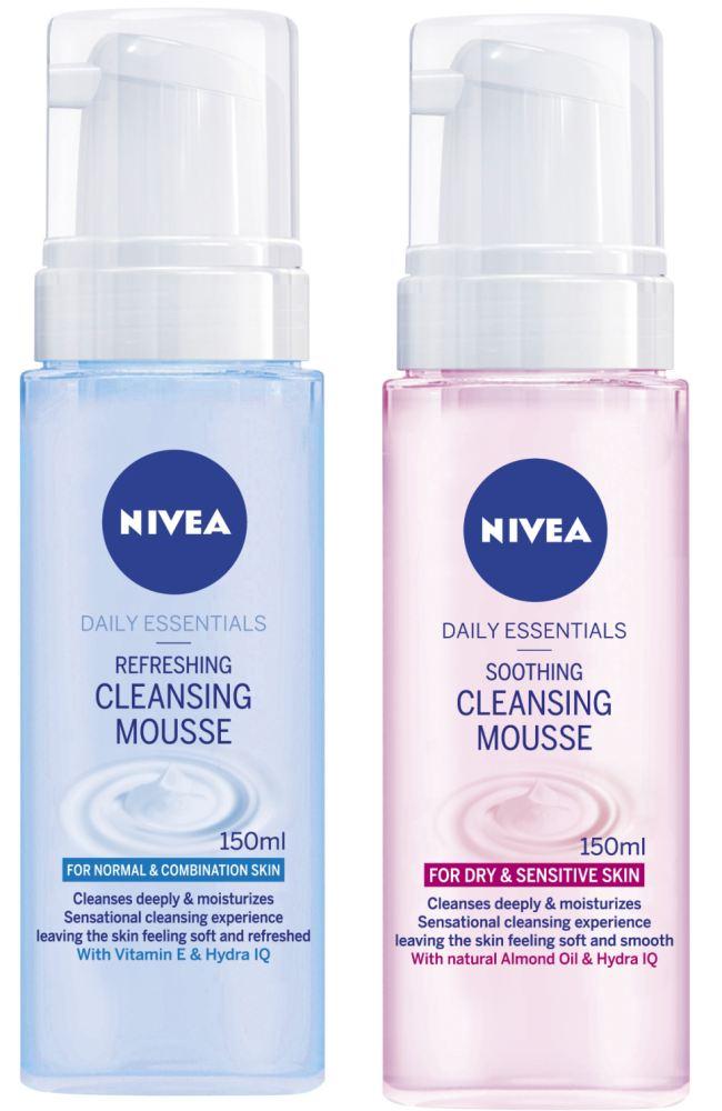 Detergenti viso: mousse, crema o gel, quale scegliere?