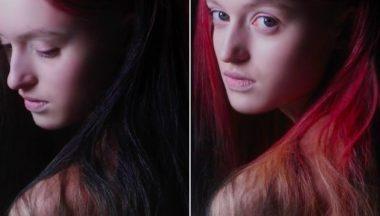 Capelli che cambiano colore? Si può con la tinta Fire Dye Hair