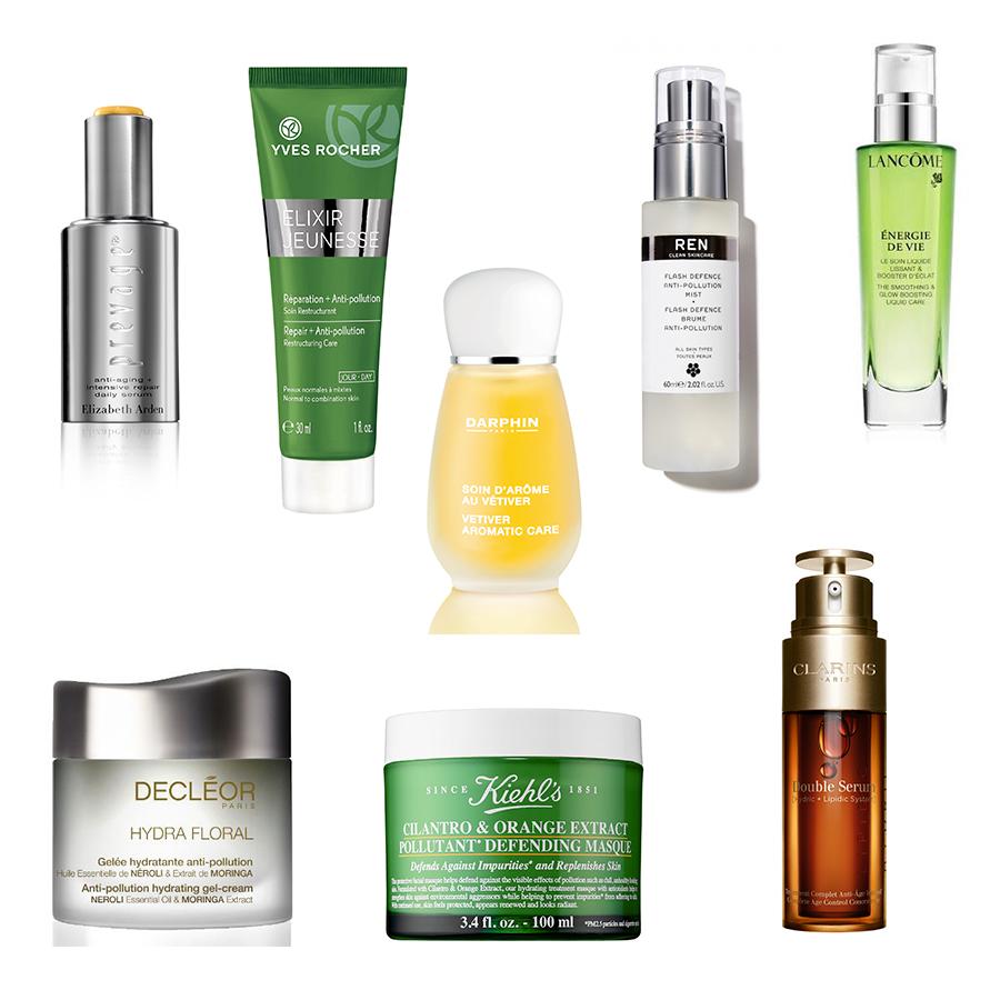 Anti Pollution skincare: prodotti che proteggono dall'inquinamento