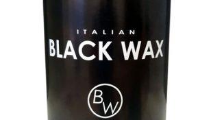 italian black wax